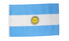 Flagge Argentinien - 30 x 45 cm