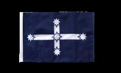 Flagge mit Hohlsaum Australien Eureka 1854