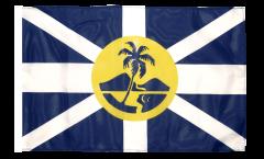 Flagge mit Hohlsaum Australien Lord-Howe-Inseln