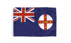Flagge mit Hohlsaum Australien New South Wales