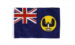 Flagge mit Hohlsaum Australien South