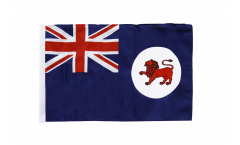 Flagge mit Hohlsaum Australien Tasmania