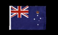 Flagge mit Hohlsaum Australien Victoria