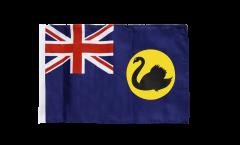 Flagge Australien Western - 30 x 45 cm