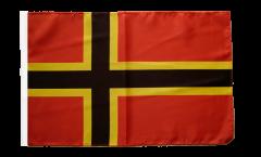 Flagge mit Hohlsaum Deutscher Widerstand Stauffenberg