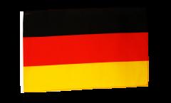 Flagge mit Hohlsaum Deutschland