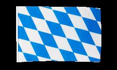 Flagge Deutschland Bayern ohne Wappen - 30 x 45 cm