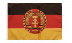 Flagge mit Hohlsaum Deutschland DDR Nationale Volksarmee NVA
