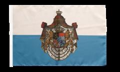 Flagge Deutschland Königreich Bayern 1806-1918 - 30 x 45 cm