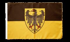 Flagge mit Hohlsaum Deutschland Stadt Aachen