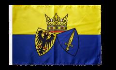 Flagge mit Hohlsaum Deutschland Stadt Essen