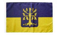 Flagge Deutschland Stadt Hagen - 30 x 45 cm
