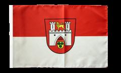 Flagge Deutschland Stadt Hannover - 30 x 45 cm