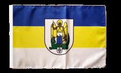 Flagge Deutschland Stadt Jena - 30 x 45 cm