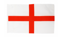 Flagge mit Hohlsaum England St. George