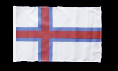 Flagge Färöer-Inseln - 30 x 45 cm