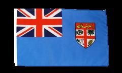 Flagge mit Hohlsaum Fidschi