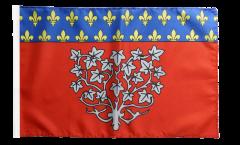 Flagge Frankreich Amiens - 30 x 45 cm