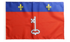 Flagge Frankreich Angers - 30 x 45 cm