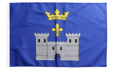Flagge Frankreich Angoulême - 30 x 45 cm