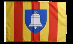 Flagge Frankreich Ariège - 30 x 45 cm