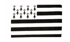 Flagge Frankreich Bretagne - 30 x 45 cm