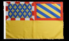Flagge Frankreich Côte-d'Or - 30 x 45 cm