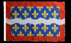 Flagge Frankreich Cher - 30 x 45 cm