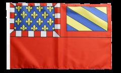 Flagge Frankreich Dijon - 30 x 45 cm