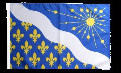 Flagge Frankreich Essonne - 30 x 45 cm