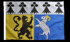 Flagge Frankreich Finistère - 30 x 45 cm