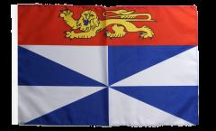 Flagge Frankreich Gironde - 30 x 45 cm