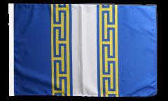 Flagge Frankreich Haute-Marne - 30 x 45 cm