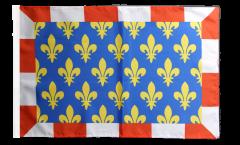 Flagge Frankreich Indre-et-Loire - 30 x 45 cm