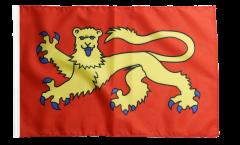 Flagge mit Hohlsaum Frankreich Laval
