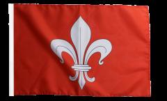 Flagge mit Hohlsaum Frankreich Lille
