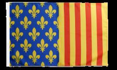Flagge Frankreich Lozère - 30 x 45 cm