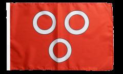 Flagge Frankreich Mâcon - 30 x 45 cm