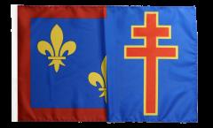 Flagge Frankreich Maine-et-Loire - 30 x 45 cm