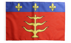 Flagge Frankreich Montauban - 30 x 45 cm