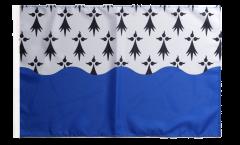 Flagge Frankreich Morbihan - 30 x 45 cm