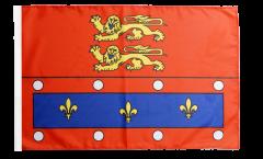 Flagge Frankreich Orne - 30 x 45 cm