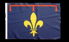 Flagge Frankreich Provence - 30 x 45 cm