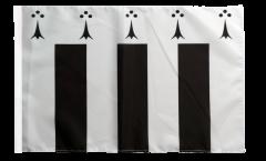 Flagge Frankreich Rennes - 30 x 45 cm