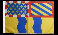 Flagge Frankreich Saône-et-Loire - 30 x 45 cm