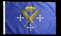 Flagge Frankreich Saint-Étienne - 30 x 45 cm