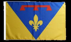 Flagge Frankreich Var - 30 x 45 cm