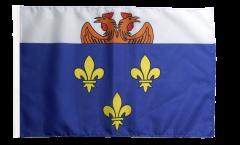 Flagge mit Hohlsaum Frankreich Versailles