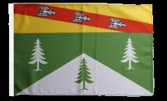 Flagge Frankreich Vosges - 30 x 45 cm
