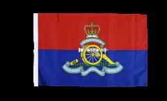 Flagge Großbritannien British Army Royal Artillery - 30 x 45 cm